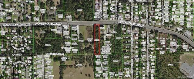 5752 W Gulf To Lake Highway, Crystal River, FL 34429 (MLS #805763) :: Plantation Realty Inc.