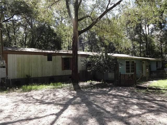 1660 S Palm Avenue, Homosassa, FL 34448 (MLS #805768) :: Plantation Realty Inc.