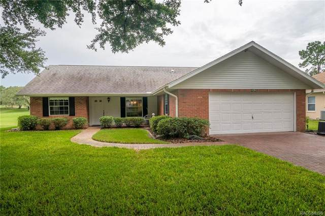 2843 N Brentwood Circle, Lecanto, FL 34461 (MLS #805774) :: Plantation Realty Inc.