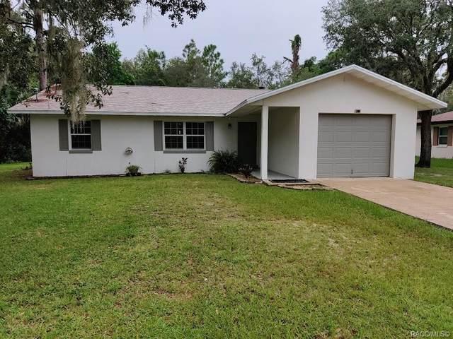 5390 S Isabel Terrace, Homosassa, FL 34446 (MLS #805777) :: Plantation Realty Inc.