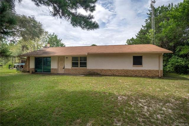 7570 N Nathan Point, Crystal River, FL 34428 (MLS #805820) :: Plantation Realty Inc.