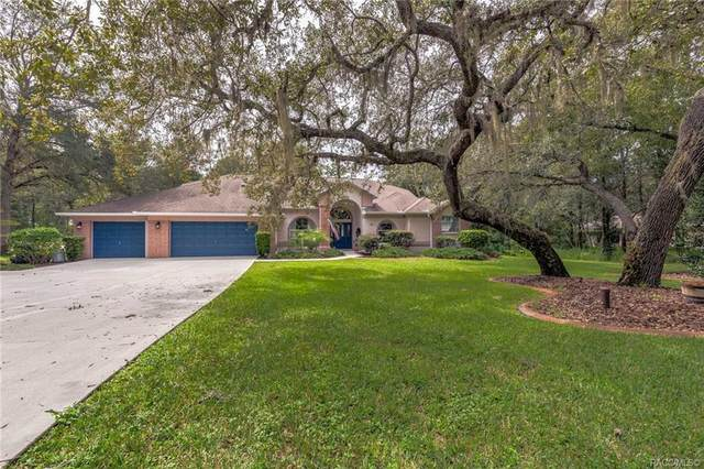 54 Oak Village Boulevard S, Homosassa, FL 34446 (MLS #805831) :: Plantation Realty Inc.
