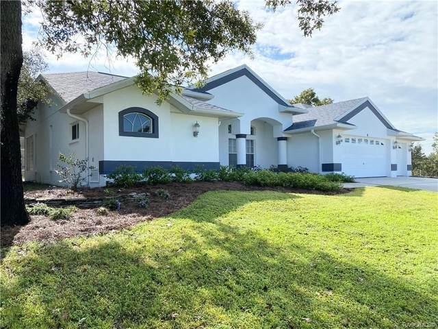 8 Nemesia Court E, Homosassa, FL 34446 (MLS #805832) :: Dalton Wade Real Estate Group