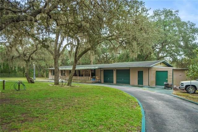 5262 W Grover Cleveland Boulevard, Homosassa, FL 34446 (MLS #805850) :: Plantation Realty Inc.