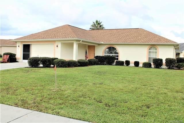 4451 N Webster Island Terrace, Hernando, FL 34442 (MLS #805855) :: Plantation Realty Inc.