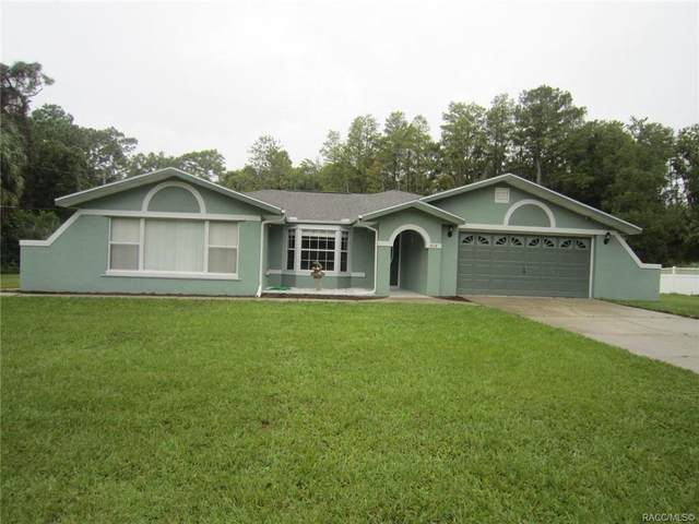 614 N Venturi Avenue, Crystal River, FL 34429 (MLS #805863) :: Plantation Realty Inc.