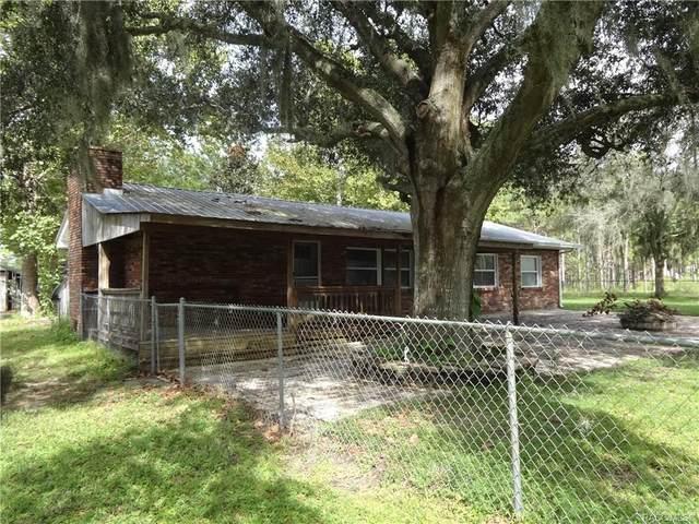 5400 S Hills Point, Lecanto, FL 34461 (MLS #805883) :: Plantation Realty Inc.