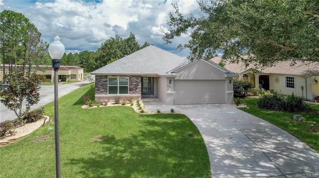 2309 N Brentwood Circle, Lecanto, FL 34461 (MLS #805893) :: Plantation Realty Inc.
