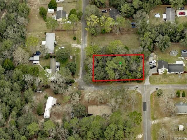 3927 S Millston Point, Homosassa, FL 34448 (MLS #805904) :: Plantation Realty Inc.