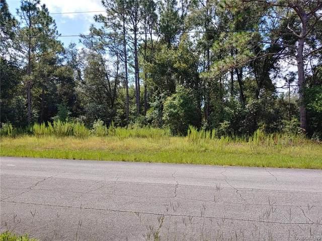 3320 W Birds Nest Drive, Beverly Hills, FL 34465 (MLS #805930) :: Plantation Realty Inc.