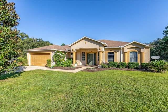 5903 SW 172nd Loop, Ocala, FL 34474 (MLS #805941) :: Plantation Realty Inc.