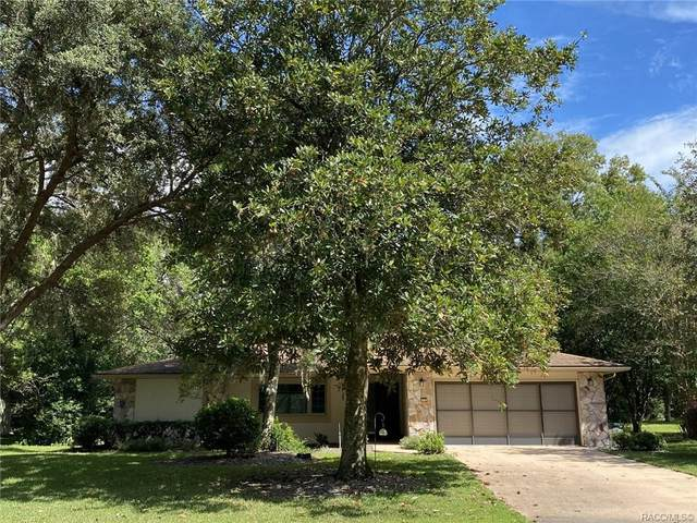 23 Lemington Court, Homosassa, FL 34446 (MLS #805954) :: Dalton Wade Real Estate Group