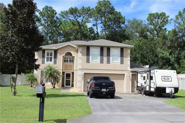 7902 N Sarazen Drive, Citrus Springs, FL 34434 (MLS #805959) :: Plantation Realty Inc.