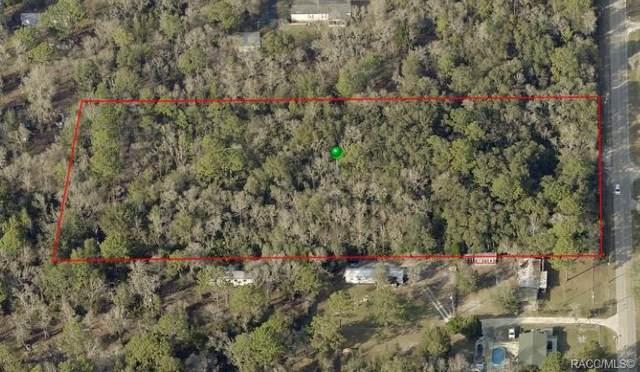 4536 N Elm Drive, Crystal River, FL 34429 (MLS #805976) :: Plantation Realty Inc.