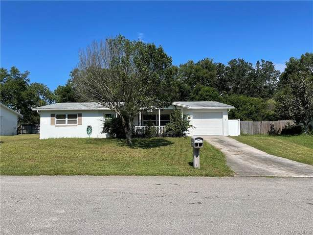 90 S Jeffery Street, Beverly Hills, FL 34465 (MLS #805977) :: Dalton Wade Real Estate Group