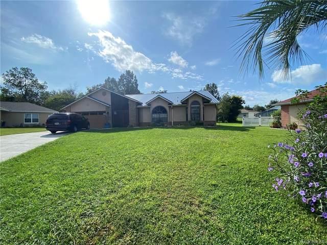 3912 W Featheredge Court, Lecanto, FL 34461 (MLS #805983) :: Plantation Realty Inc.