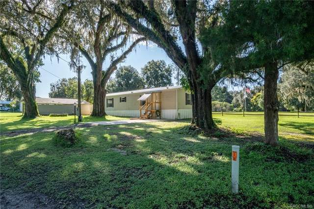 7433 S Baker Avenue, Floral City, FL 34436 (MLS #805997) :: Plantation Realty Inc.