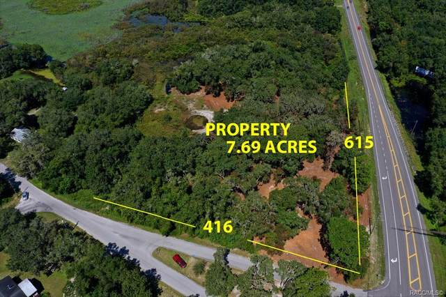 5830 S Florida Avenue, Floral City, FL 34436 (MLS #805998) :: Plantation Realty Inc.