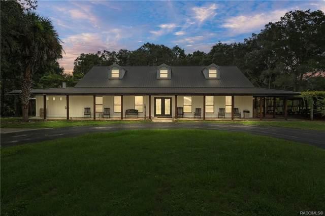 14365 NW Highway 19, Chiefland, FL 32626 (MLS #806019) :: Plantation Realty Inc.