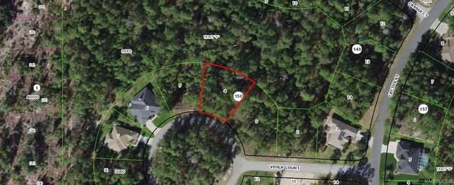 8 Viola Court, Homosassa, FL 34446 (MLS #806023) :: Plantation Realty Inc.