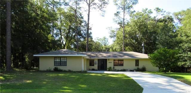 10923 N Airway Loop, Citrus Springs, FL 34434 (MLS #806034) :: Dalton Wade Real Estate Group