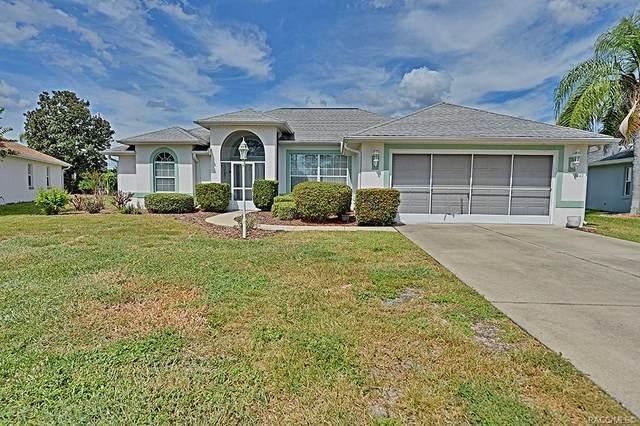 3825 E Arbor Lakes Drive, Hernando, FL 34442 (MLS #806046) :: Plantation Realty Inc.