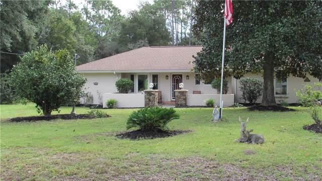 7984 SW 181st Circle, Dunnellon, FL 34432 (MLS #806061) :: Plantation Realty Inc.