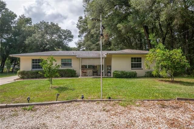 3506 S Apopka Avenue, Inverness, FL 34452 (MLS #806064) :: Plantation Realty Inc.