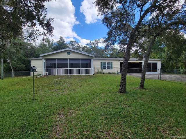 5863 S Garfield Way, Homosassa, FL 34448 (MLS #806065) :: Plantation Realty Inc.