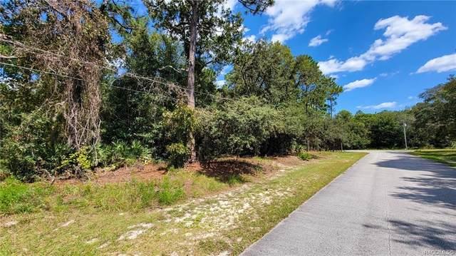 1783 W Mesa Verde Drive, Beverly Hills, FL 34465 (MLS #806068) :: Dalton Wade Real Estate Group