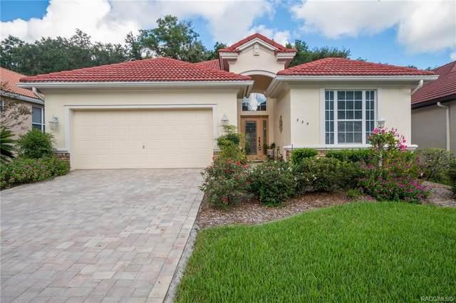 335 W Doerr Path, Hernando, FL 34442 (MLS #806069) :: Plantation Realty Inc.