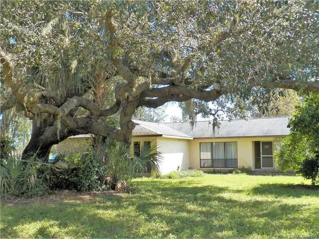 12591 SE 137th Court, Dunnellon, FL 34431 (MLS #806085) :: Plantation Realty Inc.