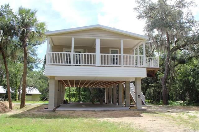 11028 W Creek Lane, Homosassa, FL 34448 (MLS #806093) :: Plantation Realty Inc.