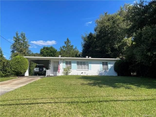 305 S Osceola Avenue, Inverness, FL 34452 (MLS #806096) :: Dalton Wade Real Estate Group
