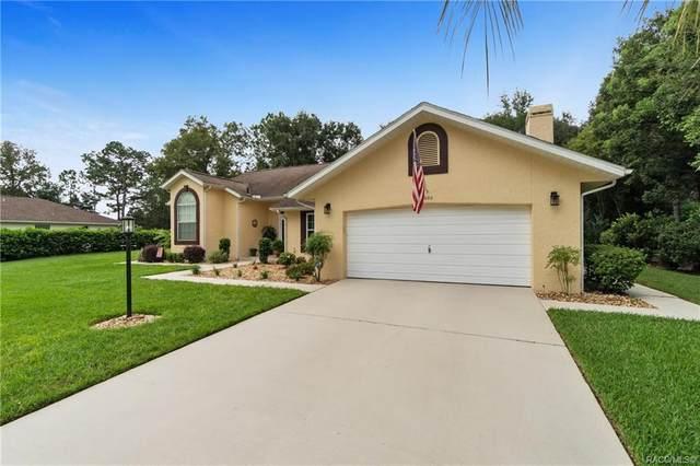9680 SW 194th Circle, Dunnellon, FL 34432 (MLS #806157) :: Plantation Realty Inc.