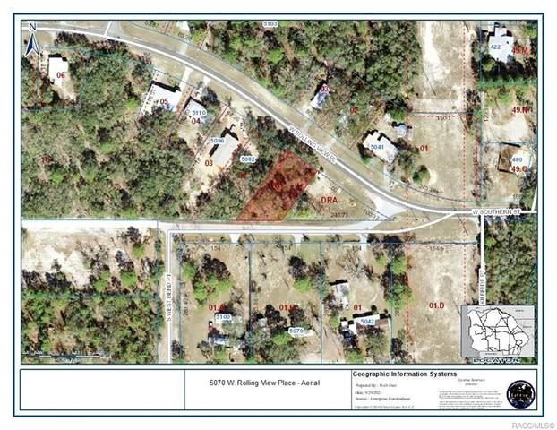 5070 W Rolling View Place, Lecanto, FL 34461 (MLS #806167) :: Plantation Realty Inc.