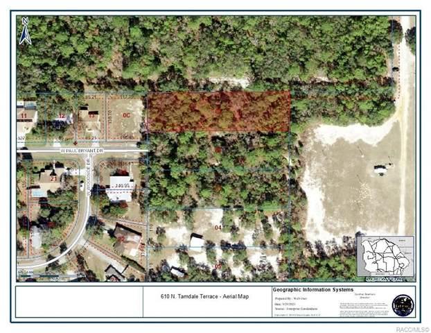 610 N Tamdale Terrace, Lecanto, FL 34461 (MLS #806174) :: Plantation Realty Inc.