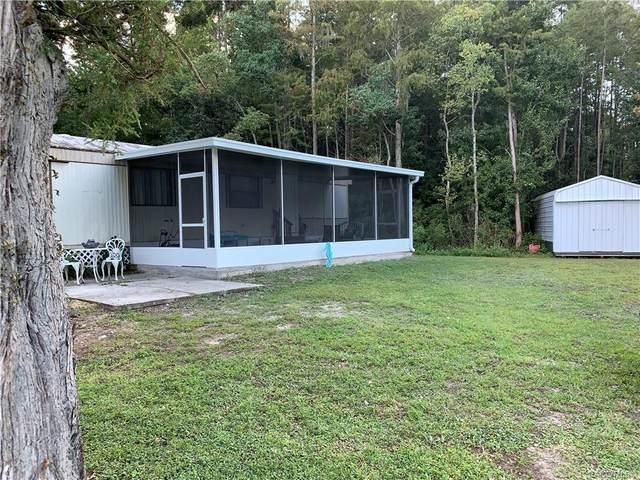 8464 W Lyrical Lane, Crystal River, FL 34429 (MLS #806176) :: Plantation Realty Inc.