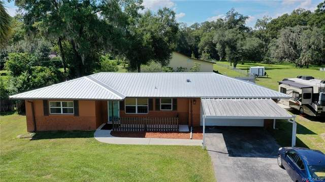 117 Pleasant Grove Road, Inverness, FL 34452 (MLS #806192) :: Plantation Realty Inc.