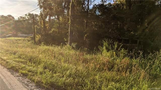 10730 SE 201 Street, Inglis, FL 34449 (MLS #806202) :: Plantation Realty Inc.