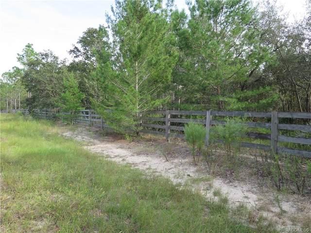 5126 W Hacienda Drive, Beverly Hills, FL 34465 (MLS #806216) :: Plantation Realty Inc.