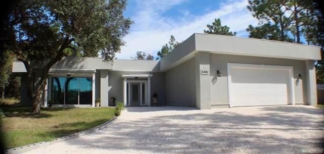 5581 W Chive Loop, Homosassa, FL 34448 (MLS #806277) :: Plantation Realty Inc.