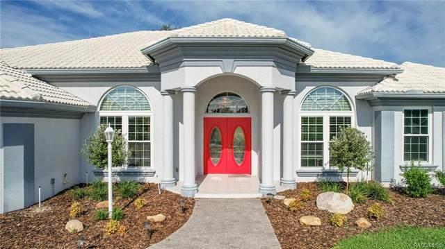 371 W Mickey Mantle Path, Hernando, FL 34442 (MLS #806281) :: Plantation Realty Inc.