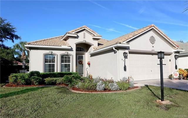 958 W Silver Meadow Loop, Hernando, FL 34442 (MLS #806325) :: Plantation Realty Inc.