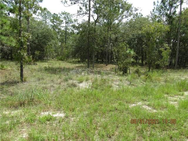 00 SE 135th Court, Dunnellon, FL 34431 (MLS #806334) :: Plantation Realty Inc.