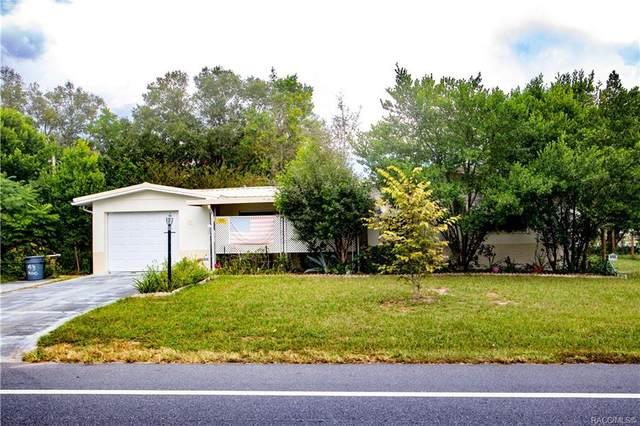 43 Roosevelt Boulevard, Beverly Hills, FL 34465 (MLS #806370) :: Plantation Realty Inc.