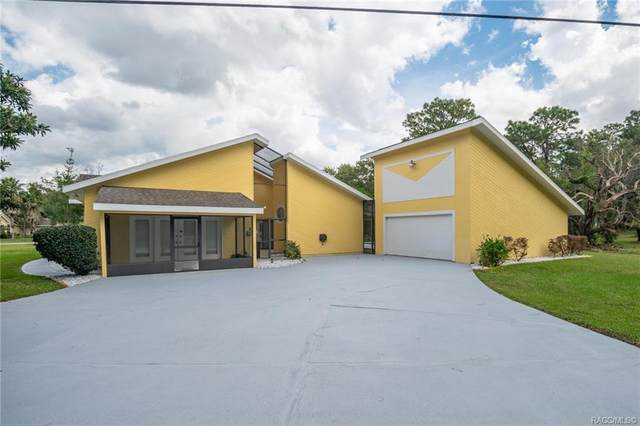 1849 N Prospect Avenue, Lecanto, FL 34461 (MLS #806392) :: Plantation Realty Inc.