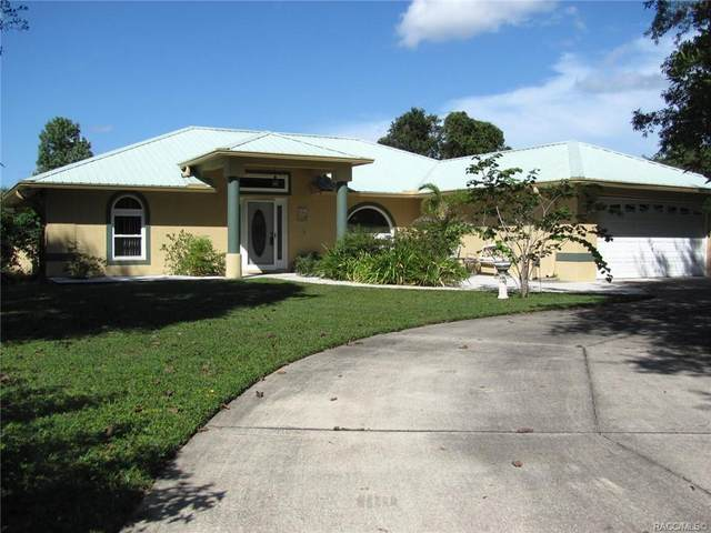 1190 N Crause Point, Lecanto, FL 34461 (MLS #806396) :: Plantation Realty Inc.