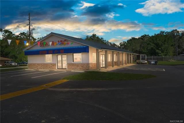 39 N Florida Avenue, Inverness, FL 34453 (MLS #806397) :: Plantation Realty Inc.