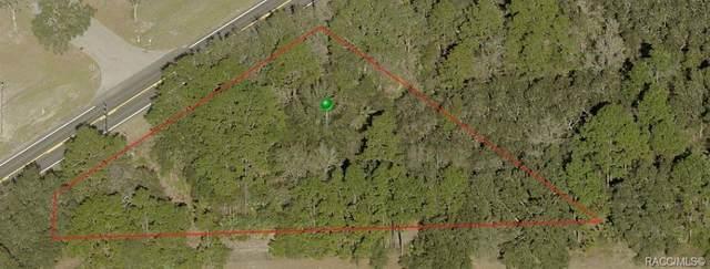 10986 W Dunnellon Road, Crystal River, FL 34428 (MLS #806413) :: Plantation Realty Inc.